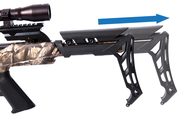 Crossbow with Adjustable Stock, X-force Blade Crossbow