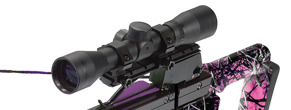 women's crossbow with scope