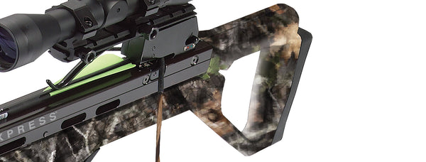 Crossbow with bull pup stock, Covert™ 3.4 Crossbow