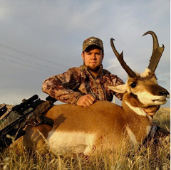 X-Force Blade Crossbow | Antelope Hunting | Wyoming
