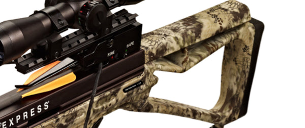 Crossbow Bull Pup Stock Covert™ CX-3SL+ Crossbow