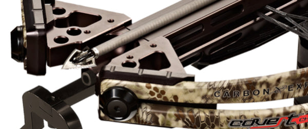 Crossbow with Machined Riser Covert™ CX-3SL+ Crossbow