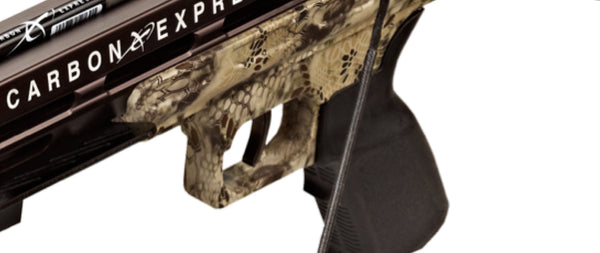 Crossbow with machined trigger box Covert™ CX-3SL+ Crossbow