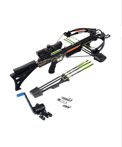 Carbon Express X-Force® Blade™ Pro Crossbow - Camo