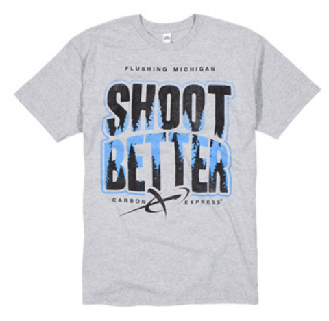 CX Shoot Better Tee