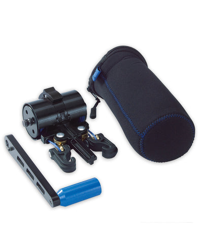 Carbon Express Quiet Crank with pouch