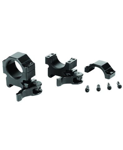 QUICK DETACH SCOPE RINGS, Optics Carbon Express