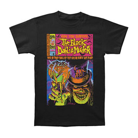 Black Dahlia Murder Men's  Trick Or Treat T-shirt Black