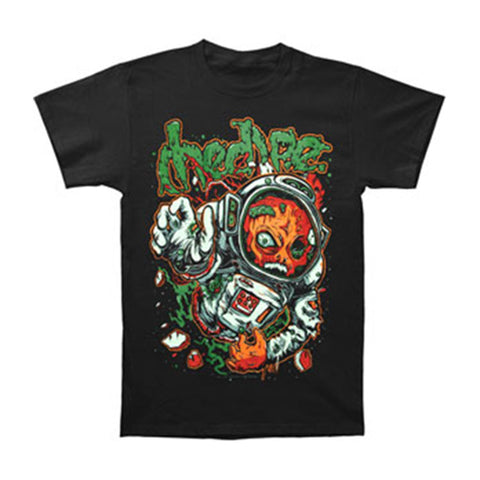 (hed)pe Men's  Space Blood T-shirt Black