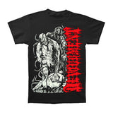 Devourment Men's  Dead Body T-shirt Black