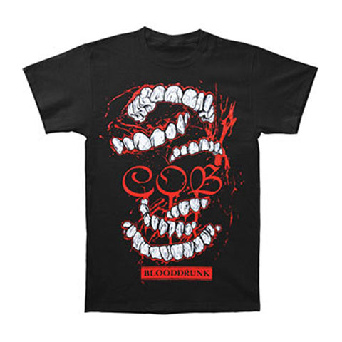 Children Of Bodom Men's  Teeth T-shirt Black