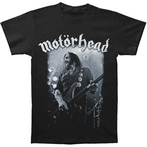 Motorhead Men's  49/51 T-shirt Black