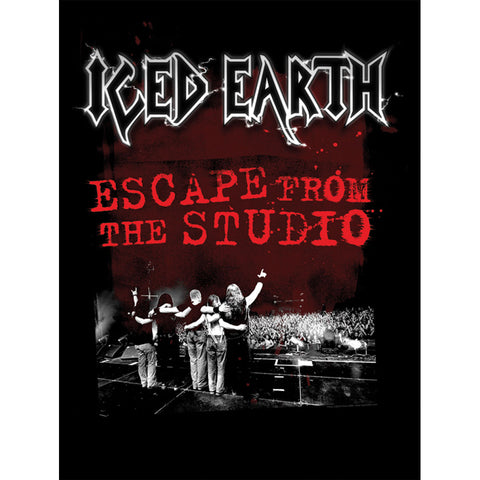 Iced Earth Domestic Poster