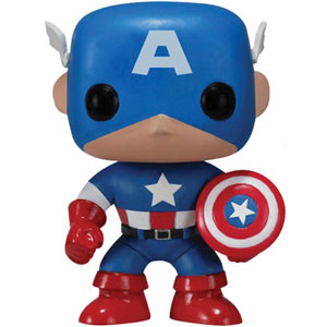 Captain America Vinyl Figure