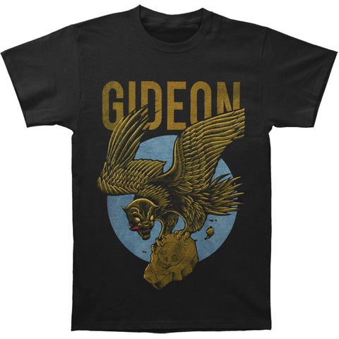 Gideon Men's  Panther T-shirt Black Rockabilia