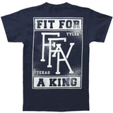 Fit For A King Men's  Fit For A King T-shirt Blue