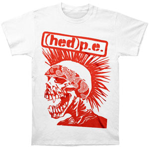 (hed)pe Men's  Punx Not Ded White T-shirt White