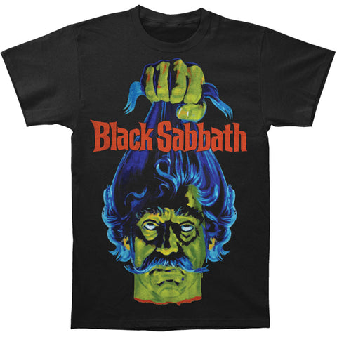Black Sabbath (Movie) Men's  Black Sabbath T-shirt Black