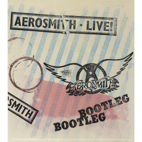 Aerosmith Sticker
