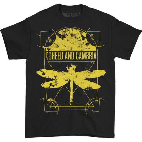 Coheed And Cambria Men's  Dissect T-shirt Black