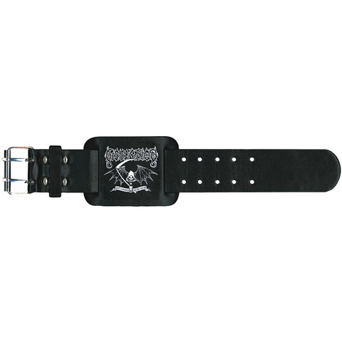 Dissection Men's  Reaper Wristband Black Rockabilia