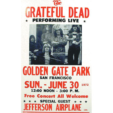 Grateful Dead Billboard