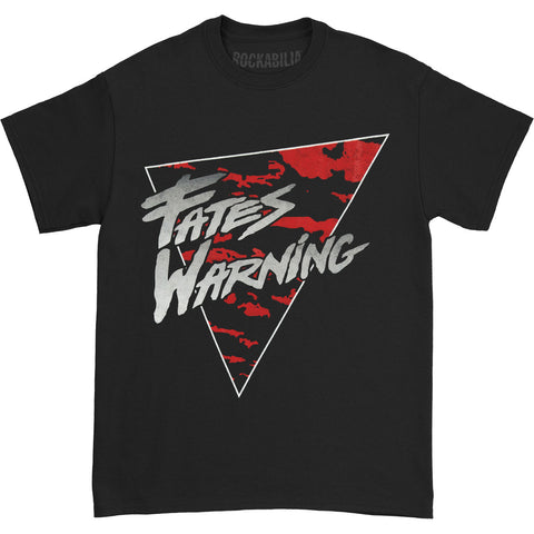 Fates Warning Men's  No Exit T-shirt Black