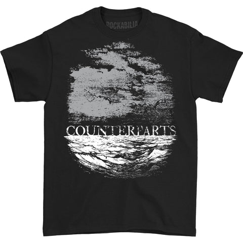 Counterparts Men's  Horizon T-shirt Black