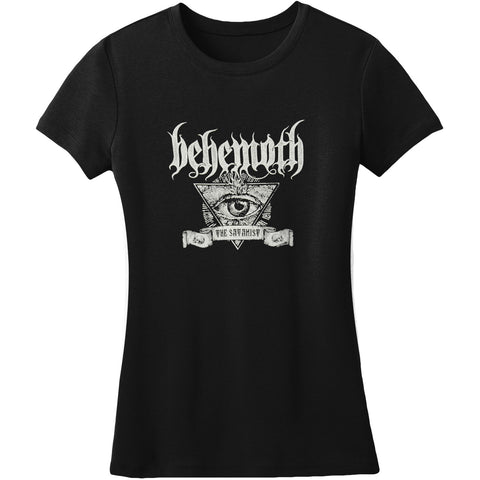 Behemoth  Satanist Eye Junior Top Black