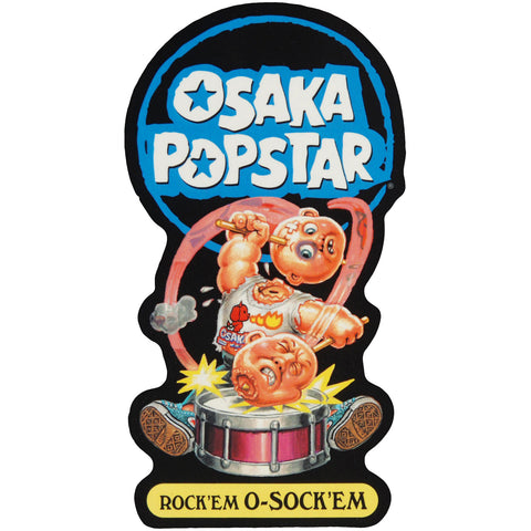Osaka Popstar Sticker
