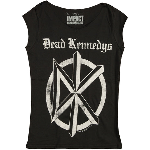 Dead Kennedys  Dist. Old English Junior Top Black