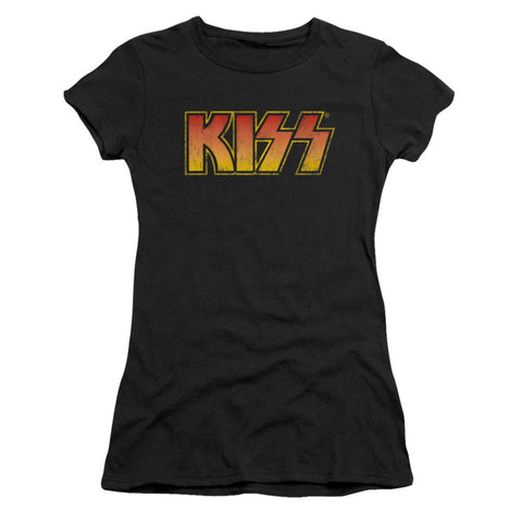 KISS  Classic Junior Top Black