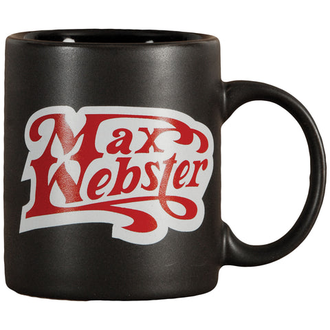 Max Webster Coffee Mug