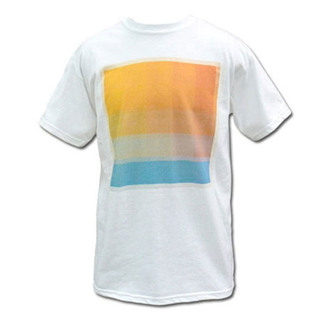 Discovery Men's  LP T-shirt White