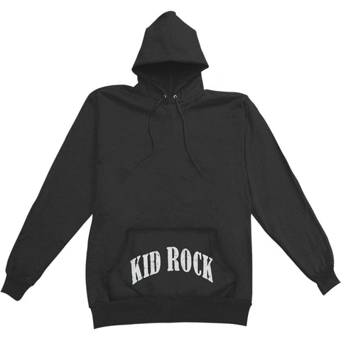 Kid Rock Men's  Logo Hooded Sweatshirt Black