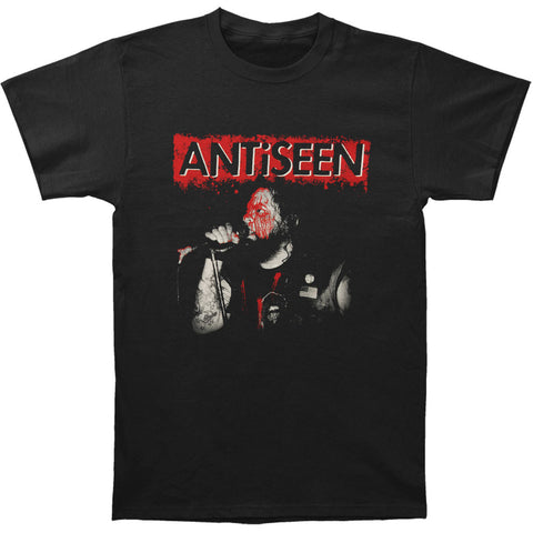 Antiseen Men's  Bloody Jeff T-shirt Black