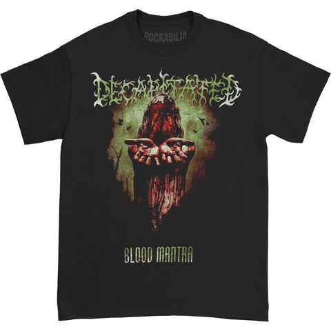 Decapitated Men's  Blood Mantra T-shirt Black