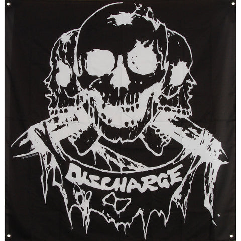 Discharge Poster Flag