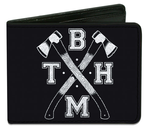 Bring Me The Horizon Men's Cross Axe Bi-Fold Wallet