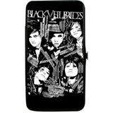 Black Veil Brides Women's Group Pose 5 Girls Wallet