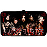 Black Veil Brides Women's Group Pose 6 Girls Wallet