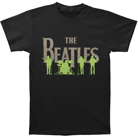 Beatles Men's  Saville Row Line Up Vintage T-shirt Vintage