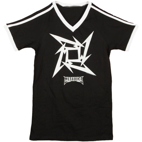 Metallica  M Star Junior Top Black