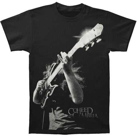 Coheed And Cambria Men's  Axe Glare T-shirt Black