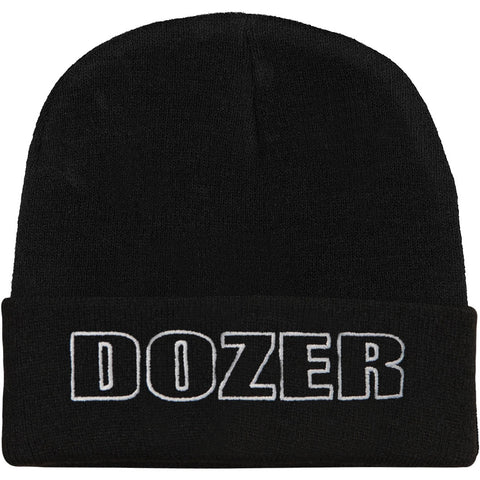 Dozer Men's Logo Beanie Grey