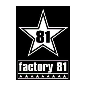 Factory 81 Post Card