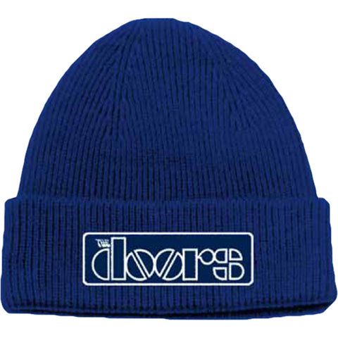 Doors Men's Beanie Blue