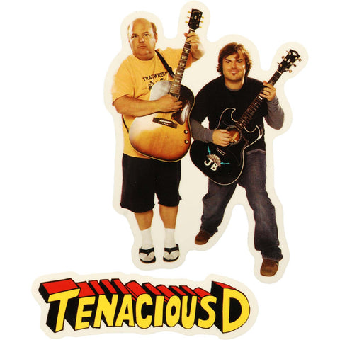 Tenacious D Sticker Set