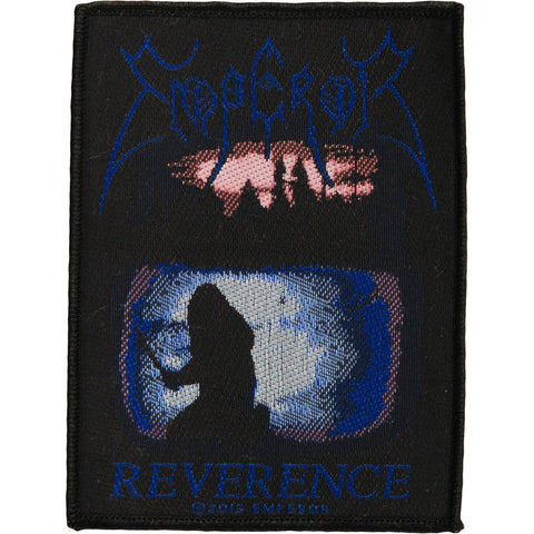Emperor Men's Reverence Woven Patch Black
