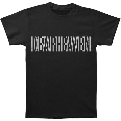 Deafheaven Men's  New Bermuda Logo Tee T-shirt Black